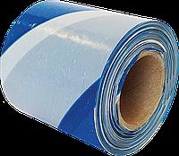 Предупреждающая лента TASO100NW-251S NW  сине-белого цвета, односторонняя Reis Польша