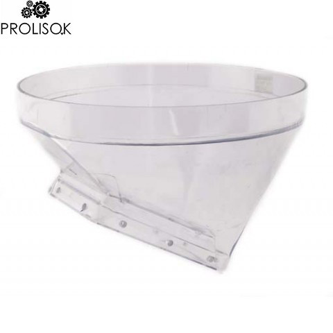 Прозрачная, засыпная корзина 30º, наружный диаметр 440 мм VDL Agrotech