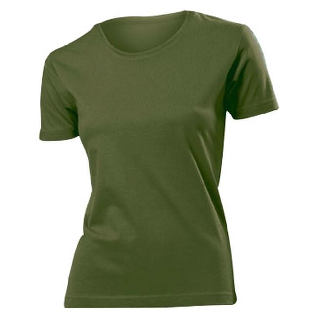 Футболка 'Stedman' 'Classic Women' Hunters Green