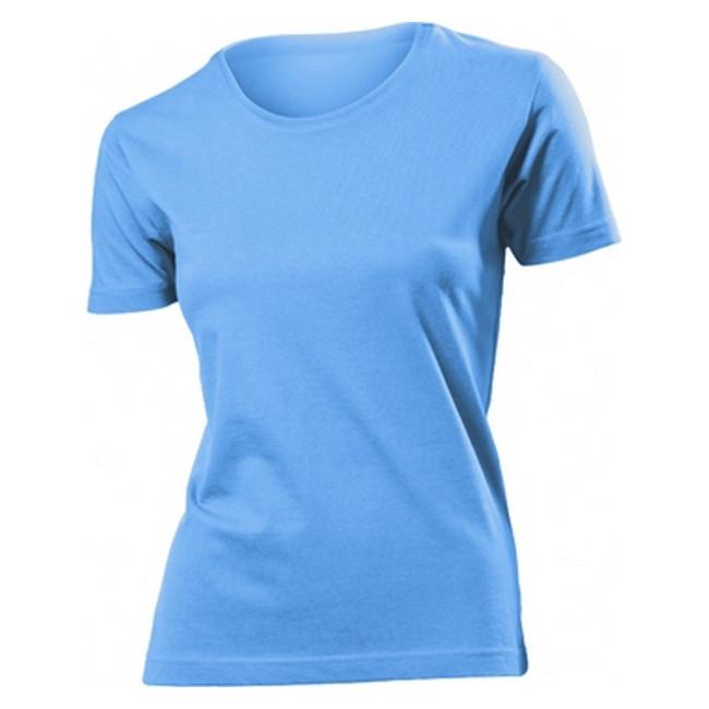 Футболка 'Stedman' 'Classic Women' Light Blue