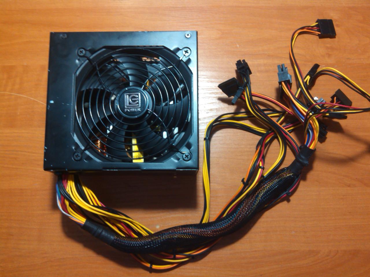 LogicPower LC5550 550W Гарантія!