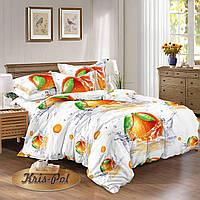 1,5-спальный комплект постельного белья с компаньоном ТМ Kris-pol (Украина) сатин хлопок 169366