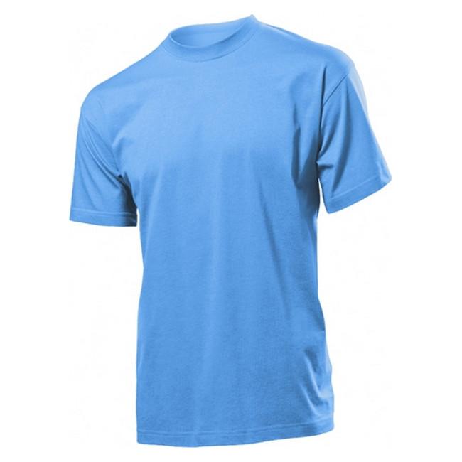 Футболка 'Stedman' 'Classic Men' Light Blue