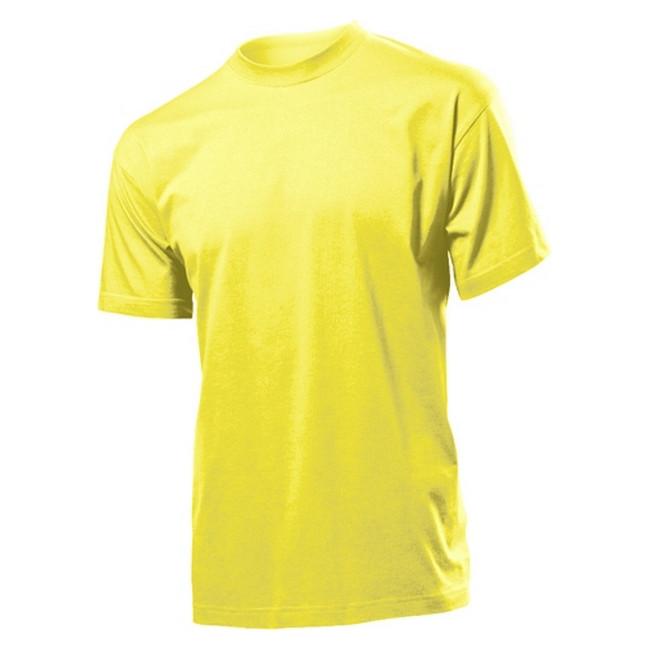 Футболка 'Stedman' 'Classic Men' Yellow