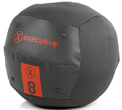 Мяч медицинский (волбол) K-Well 10 кг