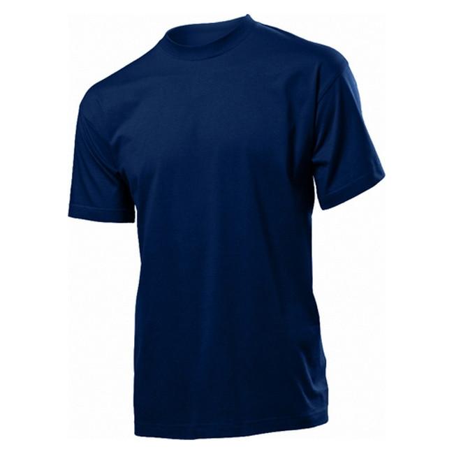 Футболка 'Stedman' 'Classic Men' Blue Midnight