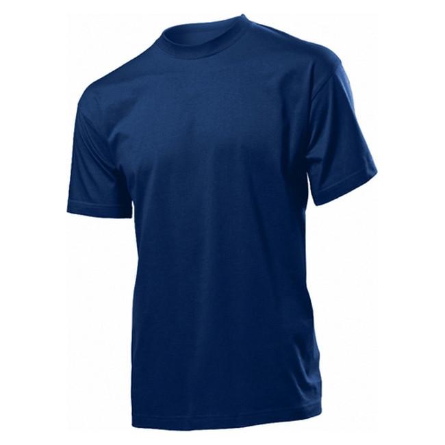 Футболка 'Stedman' 'Classic Men' Navy Blue