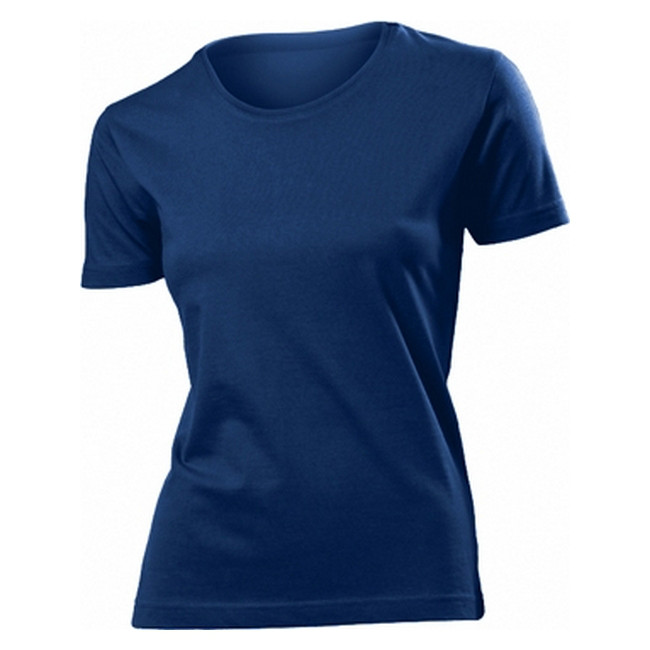 Футболка 'Stedman' 'Classic Women' Navy Blue