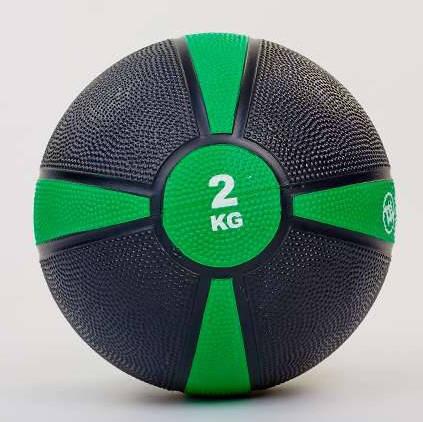 Мяч медицинский (медбол, резиновая крошка) FI-5122-2 2 кг