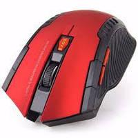 Мышь игровая беспроводная FANTECH WG7 GAREN (2000 DPI), Red, Wireless, фото 1