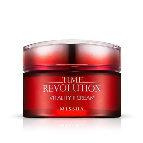 Интенсивный антивозрастной крем MISSHA Time Revolution Vitality Cream, 50 мл
