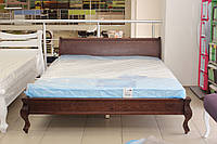 Кровать двуспальная деревянная, фото 1