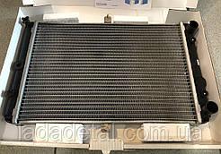 Радиатор Sport ВАЗ 2109, 21099, 2113, 2114, 2115 с инжекторным двигателем Лузар LRc 01080b