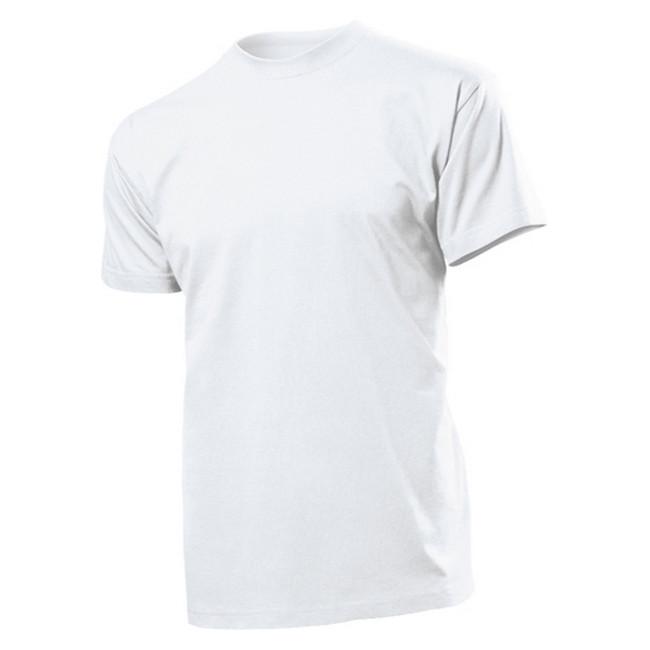 Футболка 'Stedman' 'Comfort Men' White