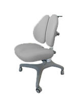Детское эргономичное компьютерное кресло Fun Desk Bello II Grey