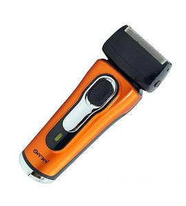 Электробритва сеточная с триммером для бороды, машинка для стрижки волос Gemei GM-7110