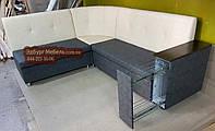 Кухонный уголок Престиж + сп место + бар любые размеры, фото 1