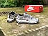 Nike Air Max 97 Metallik Silver (реплика), фото 5