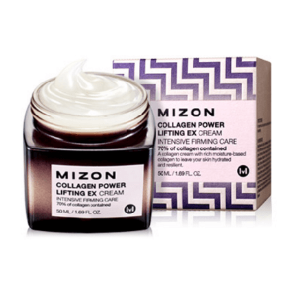Коллагеновый лифтинг-крем MIZON Collagen Power Lifting EX Cream,  50 мл, фото 2