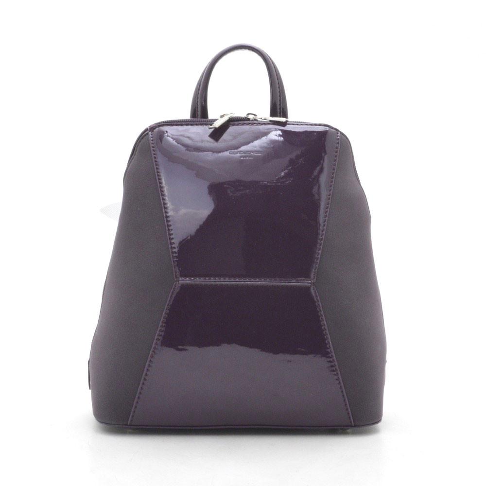 Рюкзак D. Jones 5832-2 d. purple (т. фиолетовый)