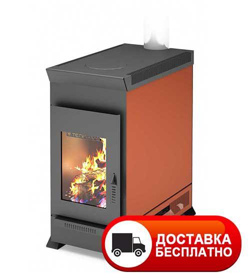 """Печь на дровах длительного горения """"Матрица-100"""""""
