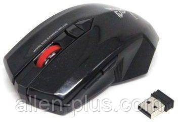 Мышь игровая беспроводная FANTECH WG7 GAREN (2000 DPI), Black, Wireless