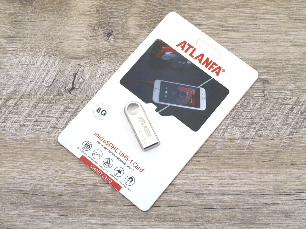 Atlanfa AT-U3 16Gb, USB флеш накопитель