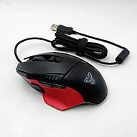 Мышь профессиональная игровая программируемая FANTECH X11 DAREDEVIL (250-8000 DPI, 8 кнопок, USB)
