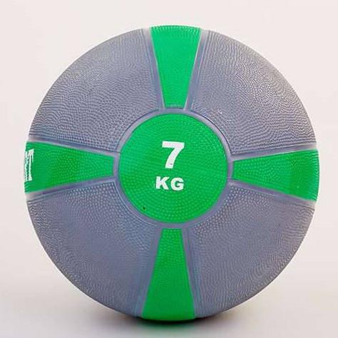 М'яч медичний (медбол, гумова крихта) FI-5122-7 7 кг