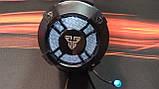 Наушники профессиональные игровые с микрофоном и подсветкой FANTECH HG11 CAPTAIN 7.1, фото 5