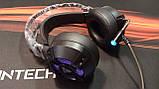 Навушники професійні ігрові з мікрофоном та підсвіткою FANTECH HG11 CAPTAIN 7.1, фото 3