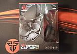 Навушники професійні ігрові з мікрофоном та підсвіткою FANTECH HG11 CAPTAIN 7.1, фото 9