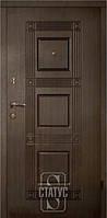 Дверь входная Статус металлическая модель К202