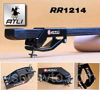 Багажник на рейлинги усиленный (на микроавтобусы) RR1214 Atli, 2 поперечины 140 см