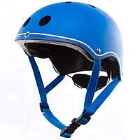 Шлем защитный детский Globber синий, размер XS 51-54 см (500-100)