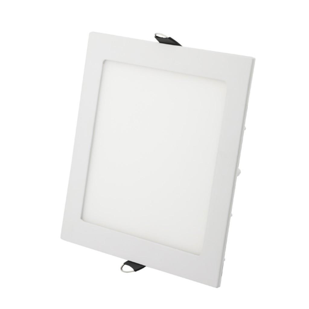 Светильник светодиодный 23,5х23,5 точечный даунлайт (Downlight) квадратный LED Original 18  W