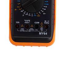 Мультиметр универсальный MY-64, фото 2