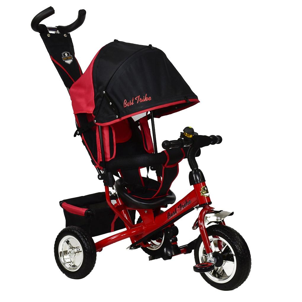 Bелосипед трехколесный Best Trike 6588-1570 Красный 65706
