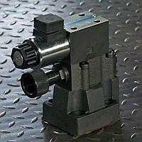 Предохранительный (переливной) клапан посредственного управления тип DB