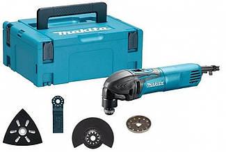 Многофункциональный Инструмент Makita TM 3000 CX1J, 320 Вт, 1,4 кг