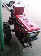 Мотоблок дизельный Forte(Форте) МД-81Е (8л.с;дизель;вода;электростарт) Китай, фото 1