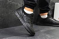 Кроссовки мужские New Balance 574 популярные классические новые в черном цвете , ТОП-реплика, фото 1