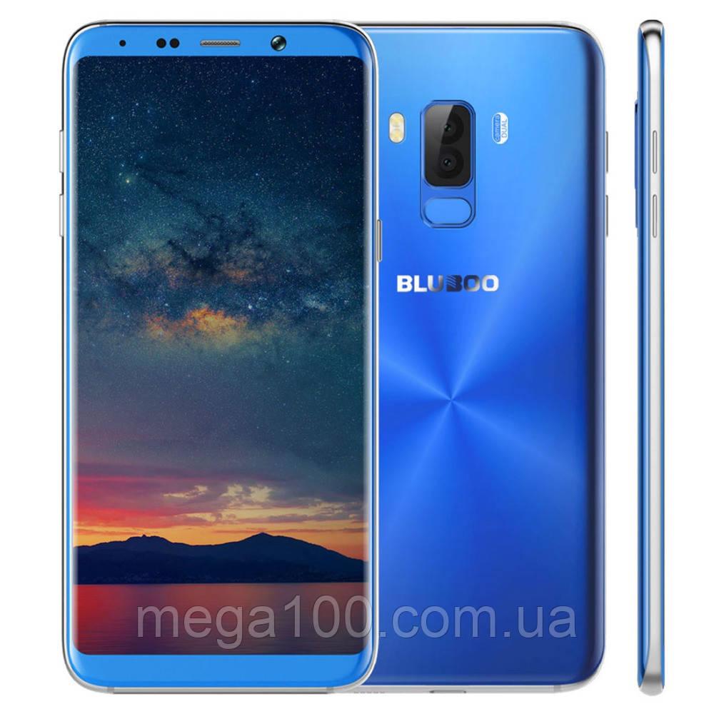 Смартфон Bluboo S8 синий (экран 5.7/ памяти 3/32 / батарея 3450 мАч)