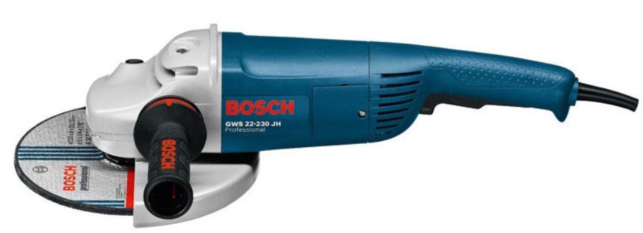 Угловые (Болгарки) Bosch GWS 22-230 H