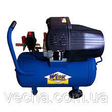 Компрессор WERK VBM-50 пневматический (50 л, 360 л/мин,8 бар)
