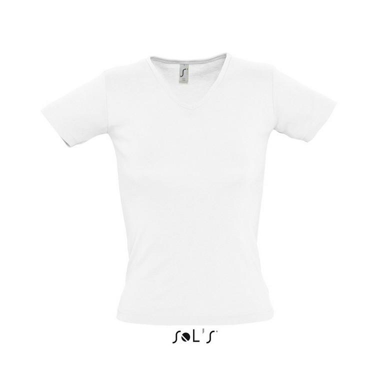 Футболка женская с v-образным вырезом SOL'S LADY V