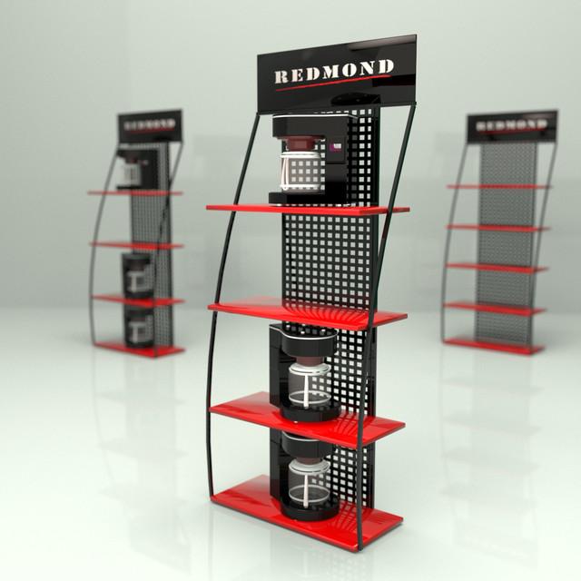 Демонстрационное оборудование и мебель