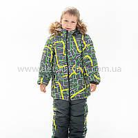 "Детский зимний комбинезон ""Лабиринт"",Новинка ,Зима 2019 года, фото 1"