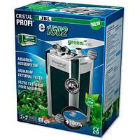 JBL (ДжБЛ) CristalProfi e1502 greenline фильтр аквариумный, 1400л/ч (аквариум от 160 до 600л).