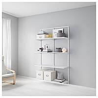 ✅ IKEA ALGOT (199.302.05) Стелаж
